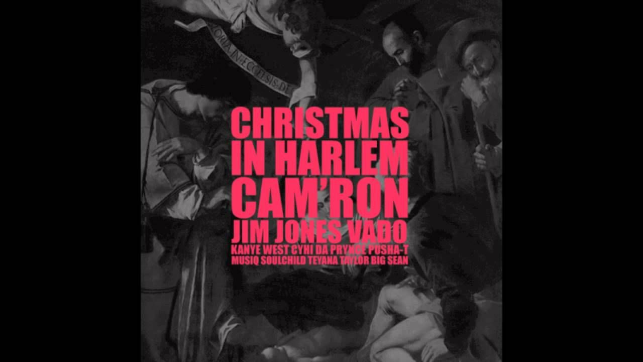 Kanye West - Christmas In Harlem (Final; Original BPM) | Music Makes ...