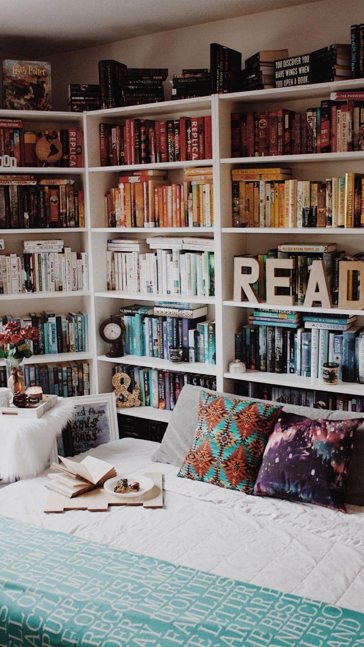 pinterest: AWIPmegan // | { libraries + bookshelves } | Pinterest ...