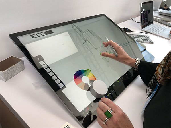 Best Desktop PC Microsoft Surface Studio Surface studio