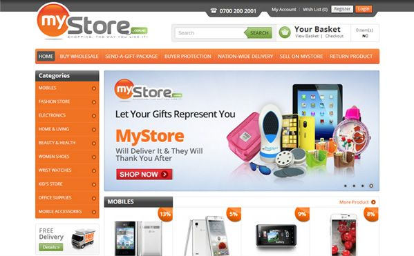 Do you need online store website design packages at effective ...