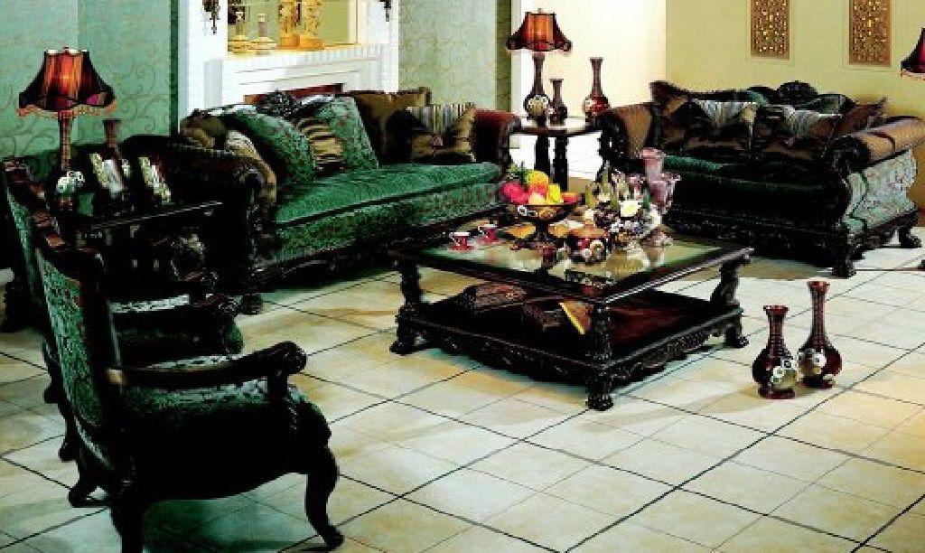 Beautiful Runburn Fabric Sofa With Wood Trim Sofa Design Ideas