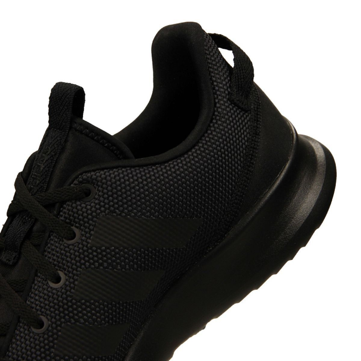 Adidas Cloudfoam Racer Tr M B43651 shoes black | Black shoes