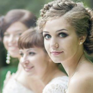 Brautjungfern Frisuren für Inspiration und Entlehnen