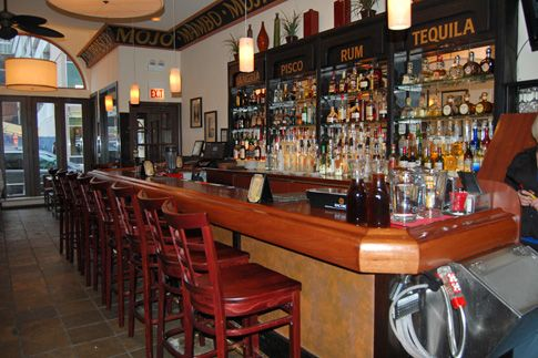 commercial back bar design ideas