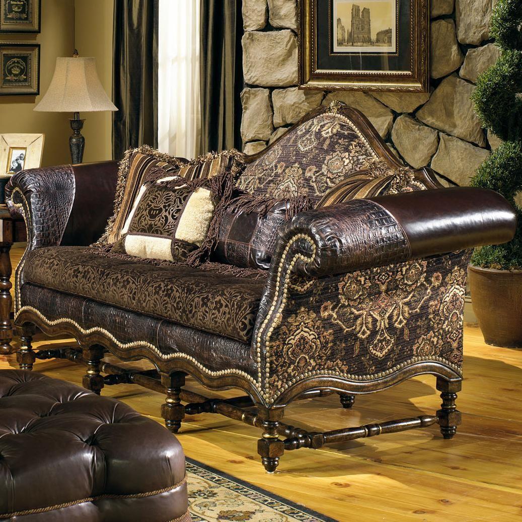 Western Couches Living Room Furniture Hacienda Hacienda Sofa By Paul Robert Paul Roberts Fabulous
