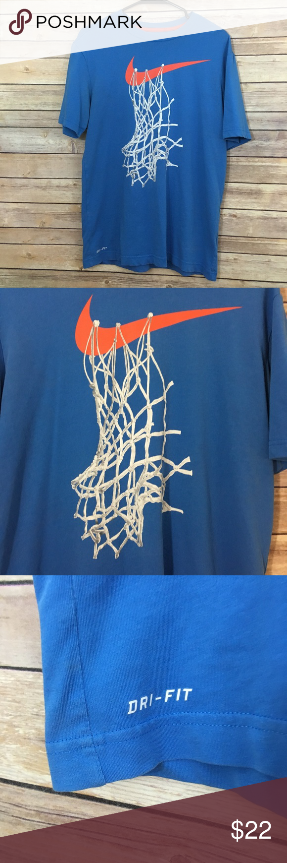 fa3d78bc6853 Nike DRI-FIT Graphic Basketball Net Tee Set yourself up for success with  the Nike