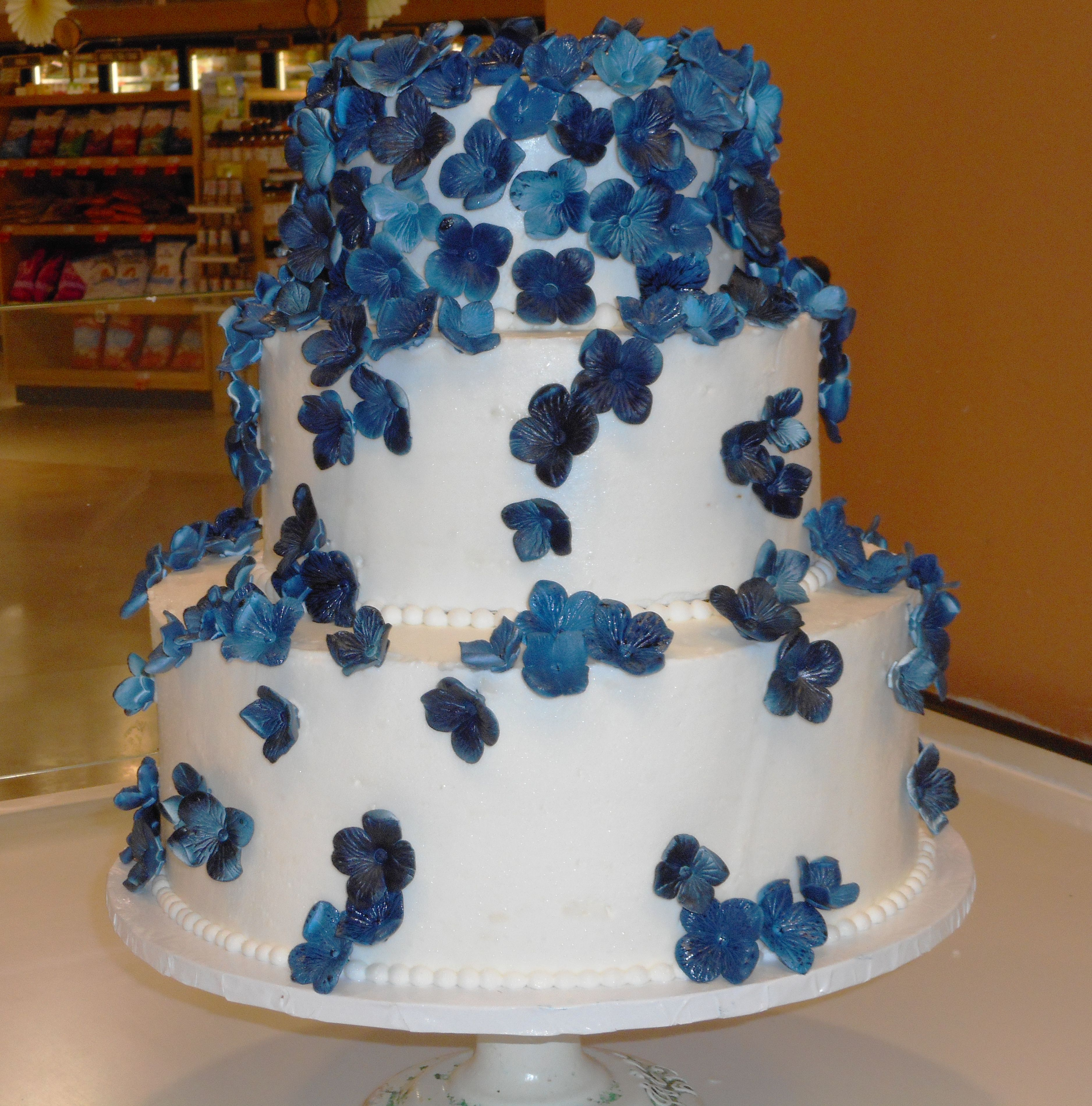 Butterfly cake made by our Canton cake decorators Cake