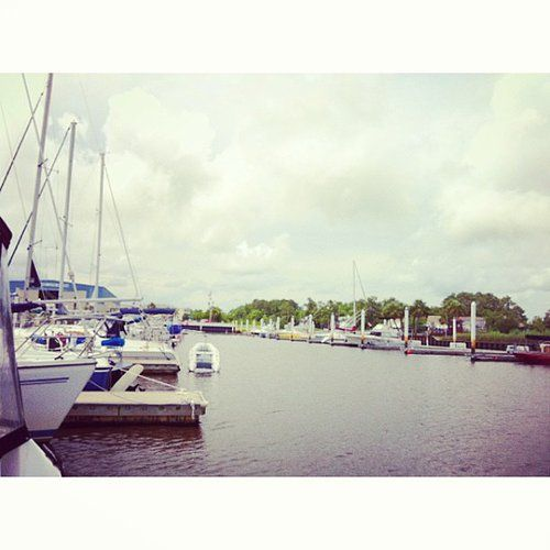 Cricket Cove Marina Intracoastal Waterway Little River