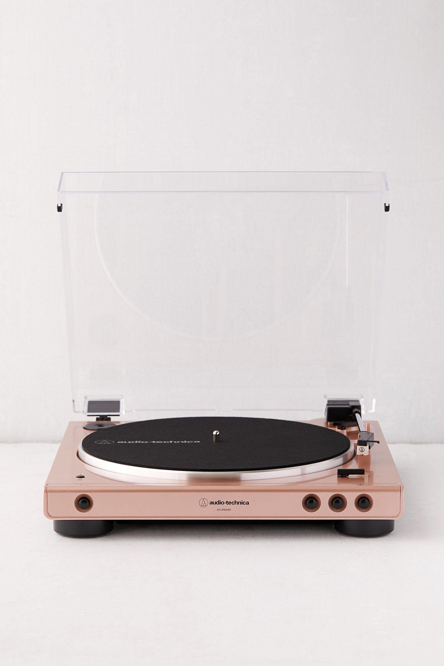 Audio Technica Uo Exclusive Lp60x Bt Bluetooth Record Player Bluetooth Record Player Record Player Audio Technica
