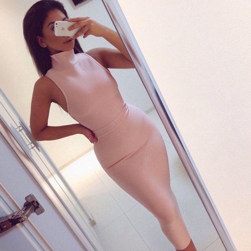 Bella Bandage Bodycon Dress