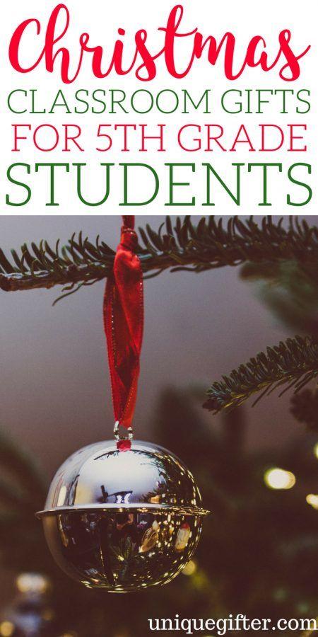 Pinterest christmas classmate gifts