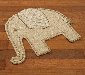 Elephant Rug | Pottery Barn Kids | review | Kaboodle