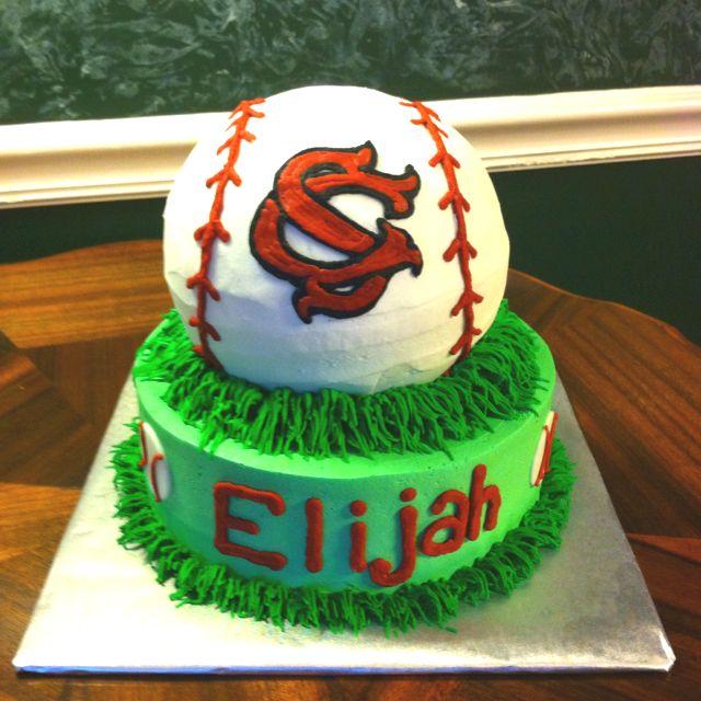 For Wills Next Birthday Gamecock Baseball Cake Will Pinterest