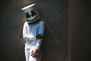 Marshmello (With images) Fantastic wallpapers, Wallpaper