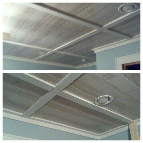 how to make drop ceiling look good. Black Bedroom Furniture Sets. Home Design Ideas
