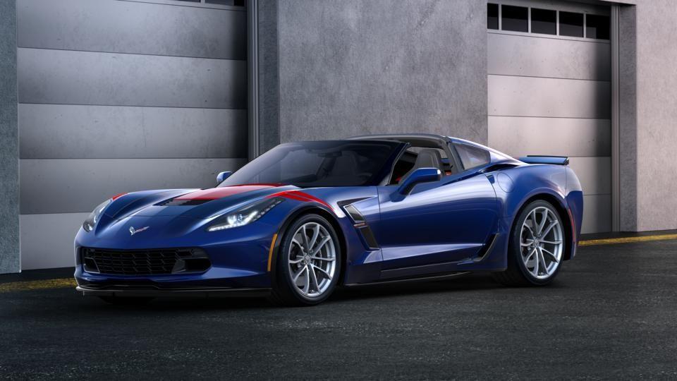 Build Your Own Vehicle Options C7 Corvette Grand Sport