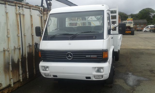 Mercedes Benz Mb800 4ton Truck For Sale East London Gumtree