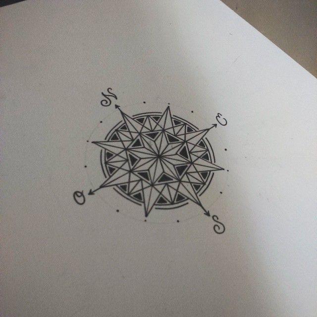 Resultado de imagen para mandala compass
