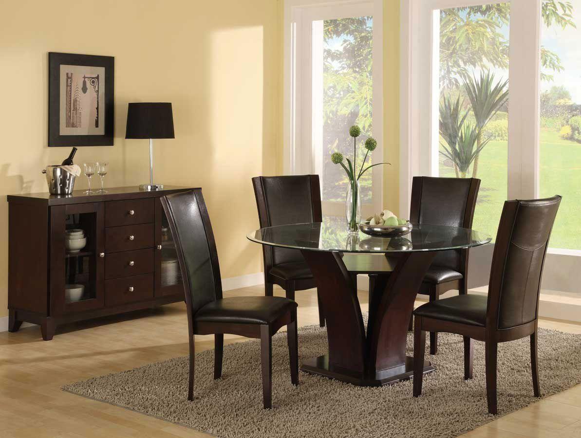 Mesas de Cristal para Salon Comedor | Mesas de cristal, Salon ...