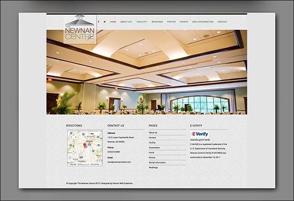 Newnan Centre Vibrant Web Creations Web Creation Newnan Website Design