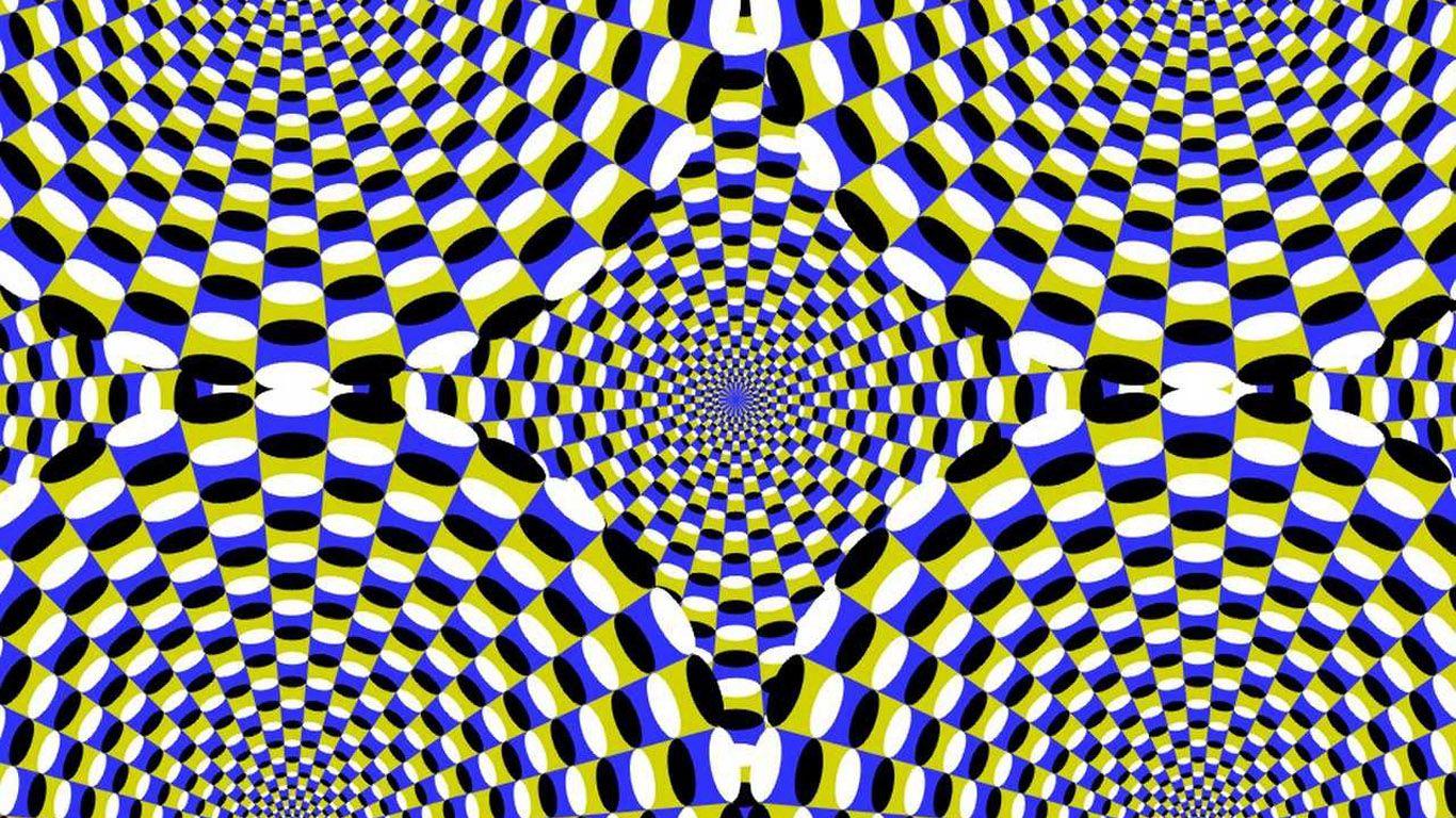 Illusion Wallpaper 1366x768 1366x768