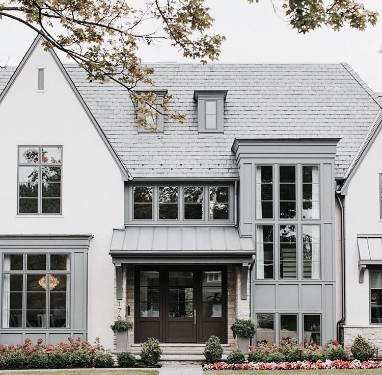 Image Shared By Lia Find Images And Videos About Home House And Windows On We Heart It The App To Get House Exterior Exterior Design Dream House Exterior