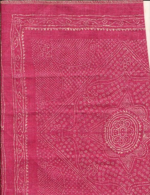 Chunari In Fuchsia From Raoul Textiles For The Home Pinterest