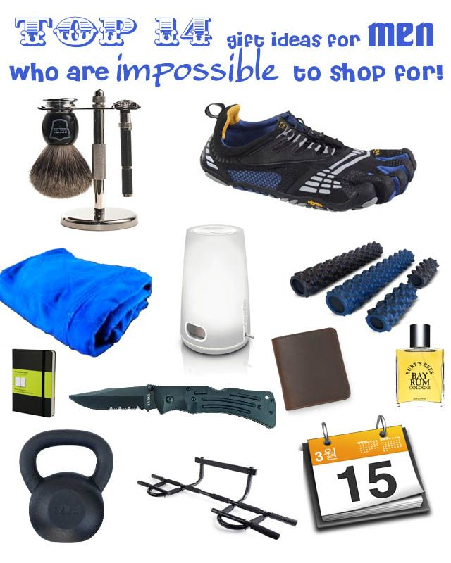f12e9767d437 Top Gift Ideas for Men who are tough to shop for