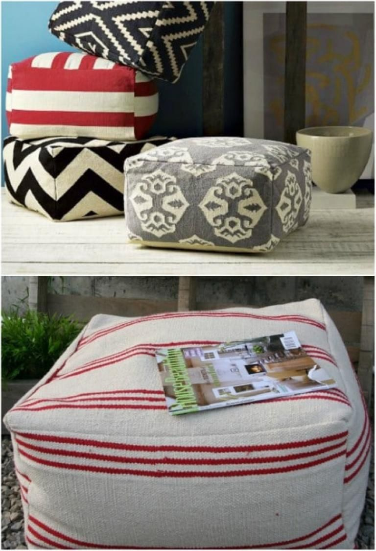 Awesome Giant Floor Pillow Decor Ideas With Images Giant Floor
