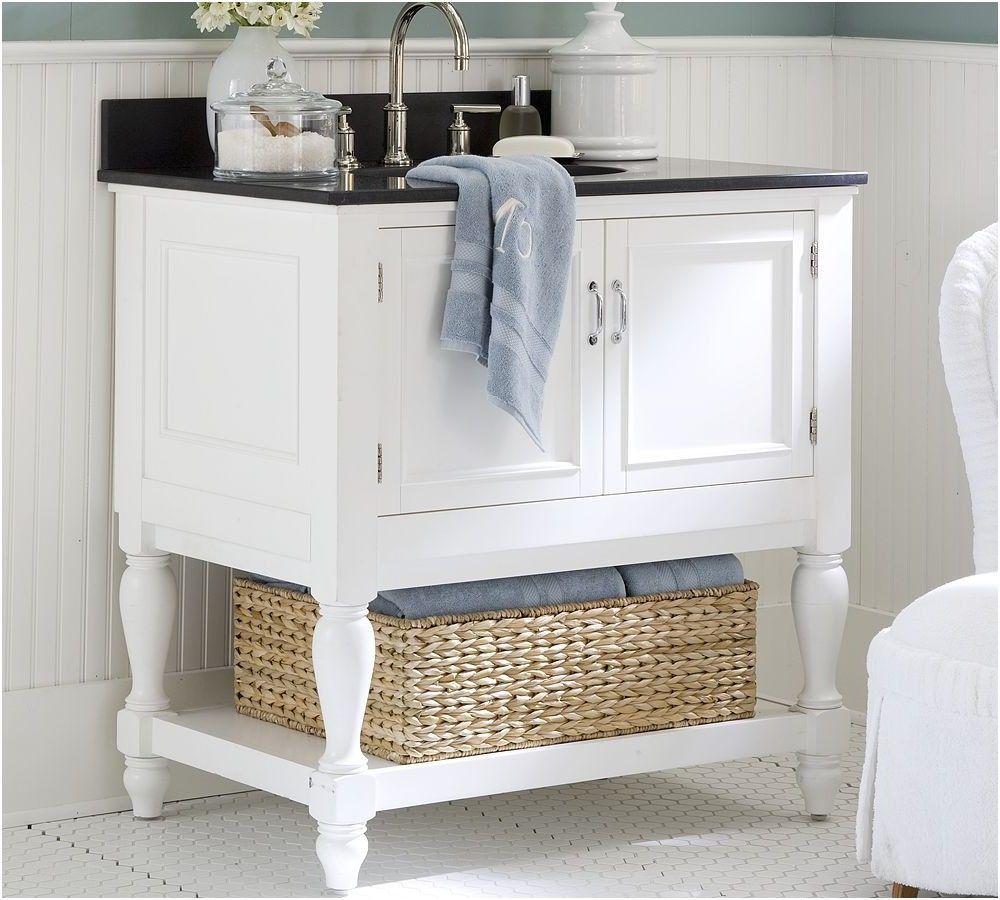 28++ White bathroom under sink cabinets type