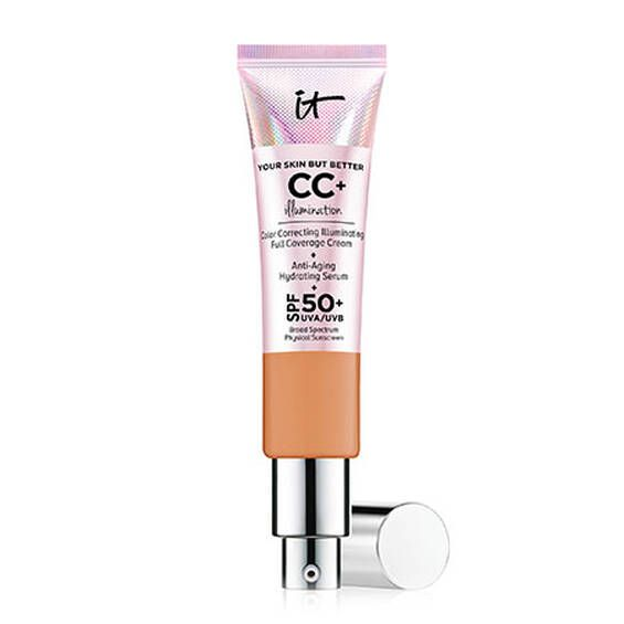 CC+ Cream Illumination with SPF 50+   IT Cosmetics