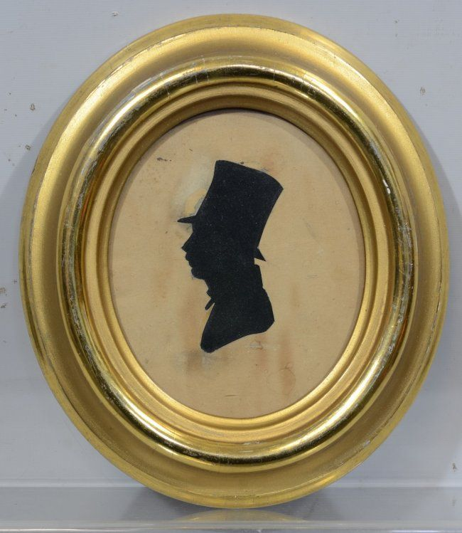 (2) English Pictures, to include: 18th century glass : Lot 2378