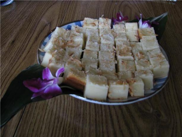 Bibingka (Sweet Rice Flour) | Recipe | Sweet rice flour ...
