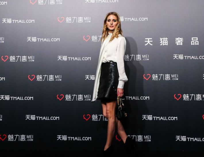 Inspiration look Day to night : Fashion Genius Olivia Palermo Has Just Solved Your Day-to-Night Outfit Dilemma