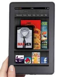 I Love my Kindle Fire reader~