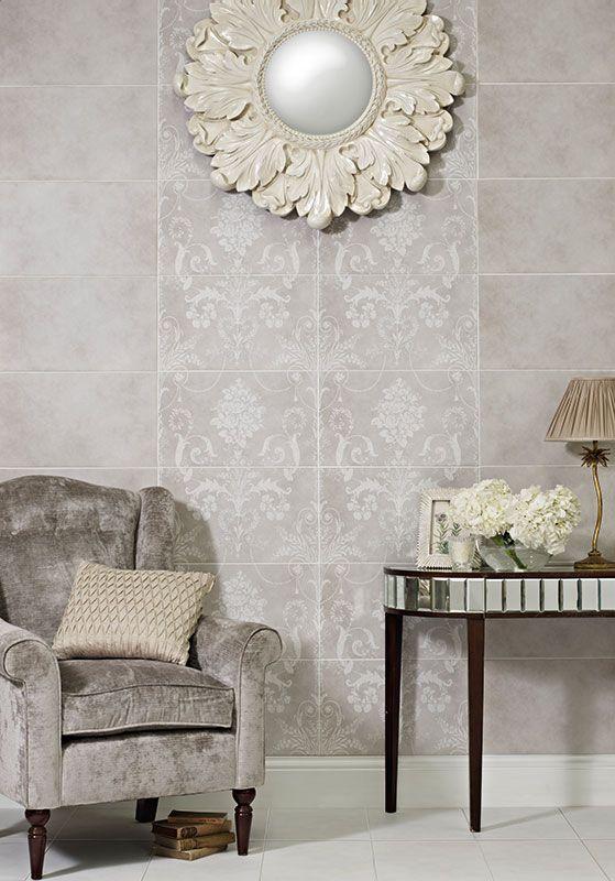 Laura Ashley Josette Tiles By House Of British Ceramic Tile