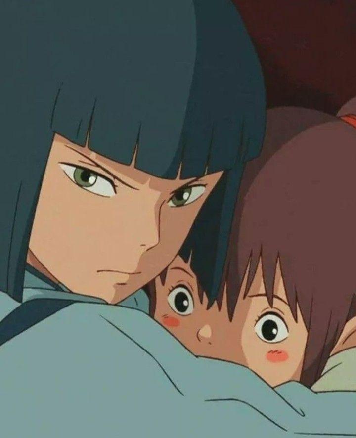Haku y Chihiro  Del Odio Al Amor