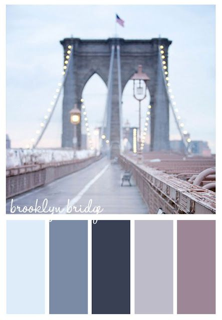 Oro en el techo: Color | Paletas de Azules para tus Páginas de ...