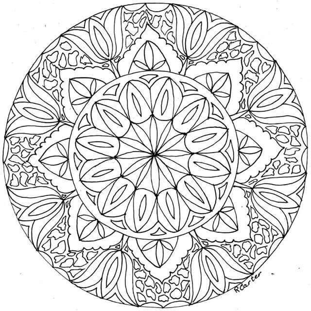 Pin by Beth Morris on Coloring Pages by Roberta Carter