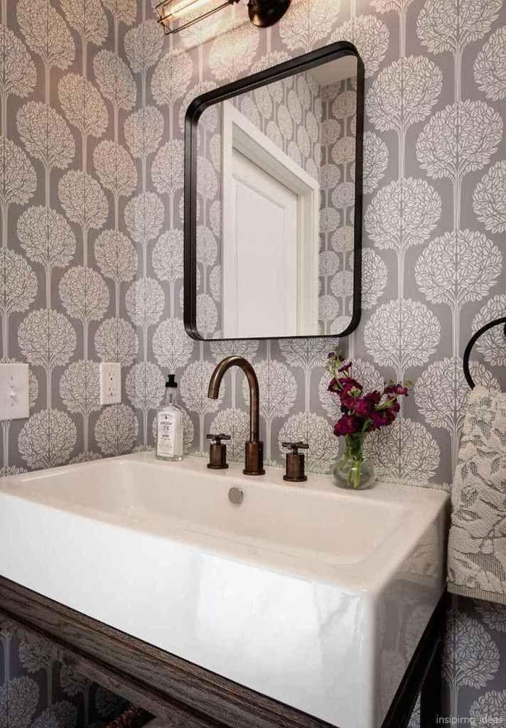 50 modern farmhouse small bathroom wall color ideas 1 ...