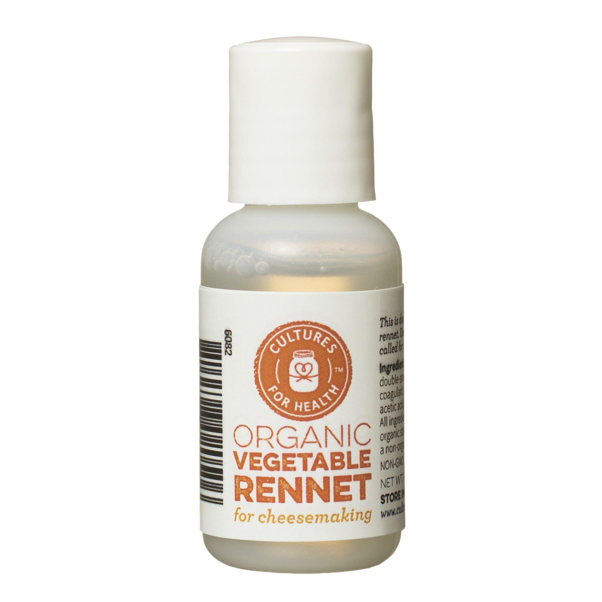 organic vegetable rennet | vegetable rennet, benefits of