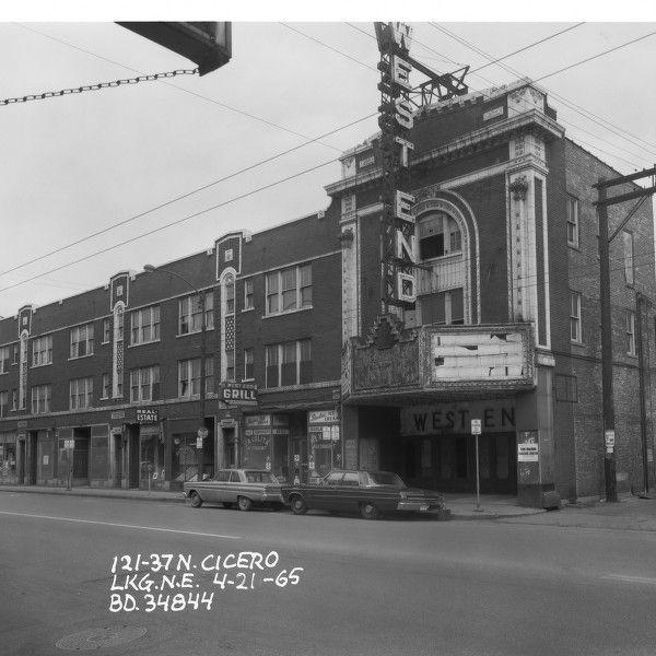 N Cicero Movie Theater Cinema