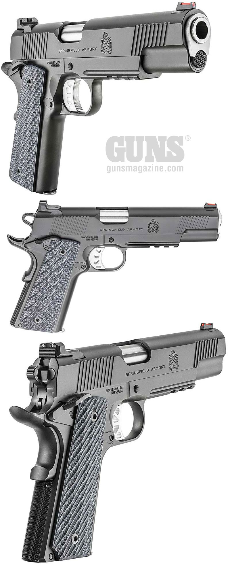 By Dave Workman | Springfield Armory recently unveiled the