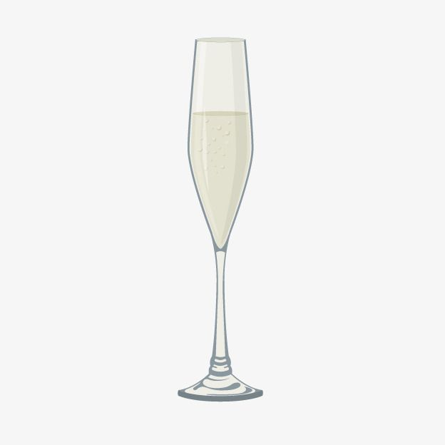 Cartoon Champagne Champagne Cartoon Clip Art Glass Of Champagne