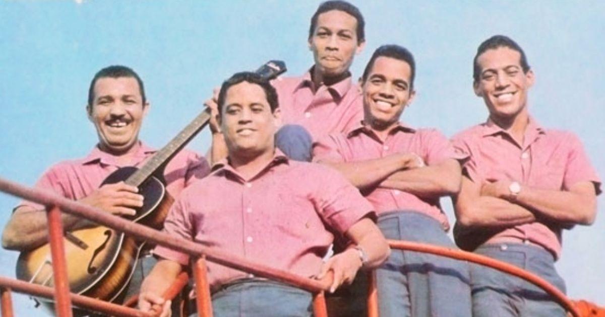 Los Zafiros, voces que hicieron época #Perfiles #LosZafiros #musica #músicos