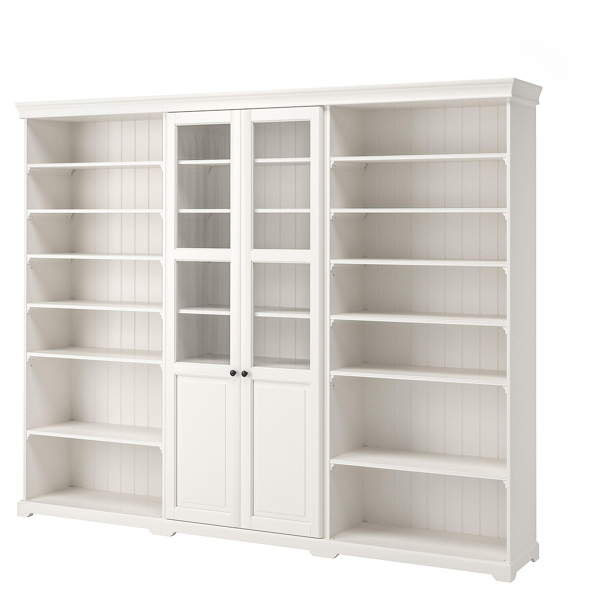 Liatorp Storage Combination White 276x214 Cm Liatorp Shelves