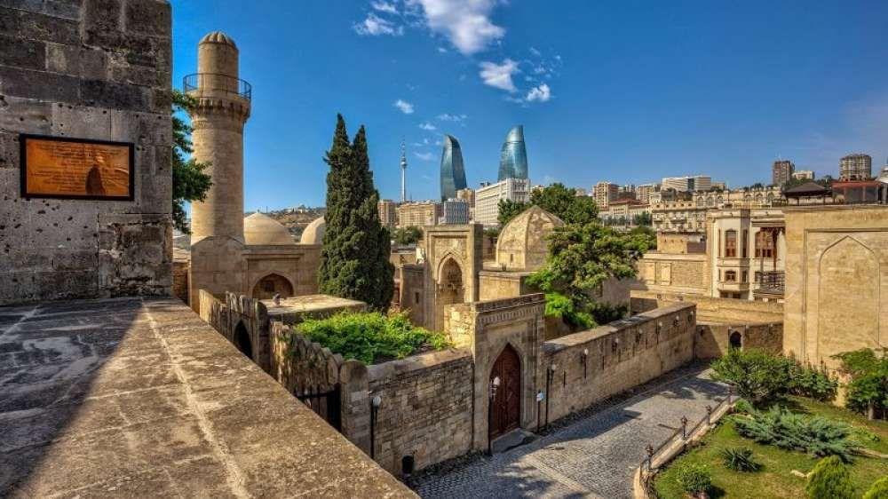 Shirvanshahs Palace Old City Baku Travel Ttot Nature Photo Vacation Hotel Adventure Landscape Http Baku City World Heritage City Azerbaijan Travel