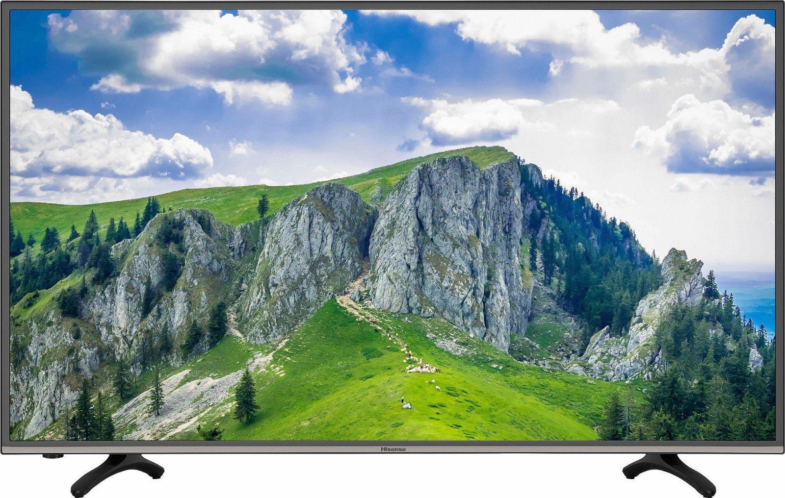 Hisense H49mec3050 Led Fernseher 123 Cm 49 Zoll 2160p 4k Ultra Hd Smart Tv Eek Asparen25 Com Sparen25 De Sparen Led Fernseher Fernseher Tv Fernseher