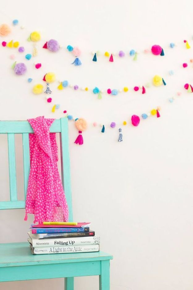 75 Best DIY Room Decor Ideas for Teens Diy room decor