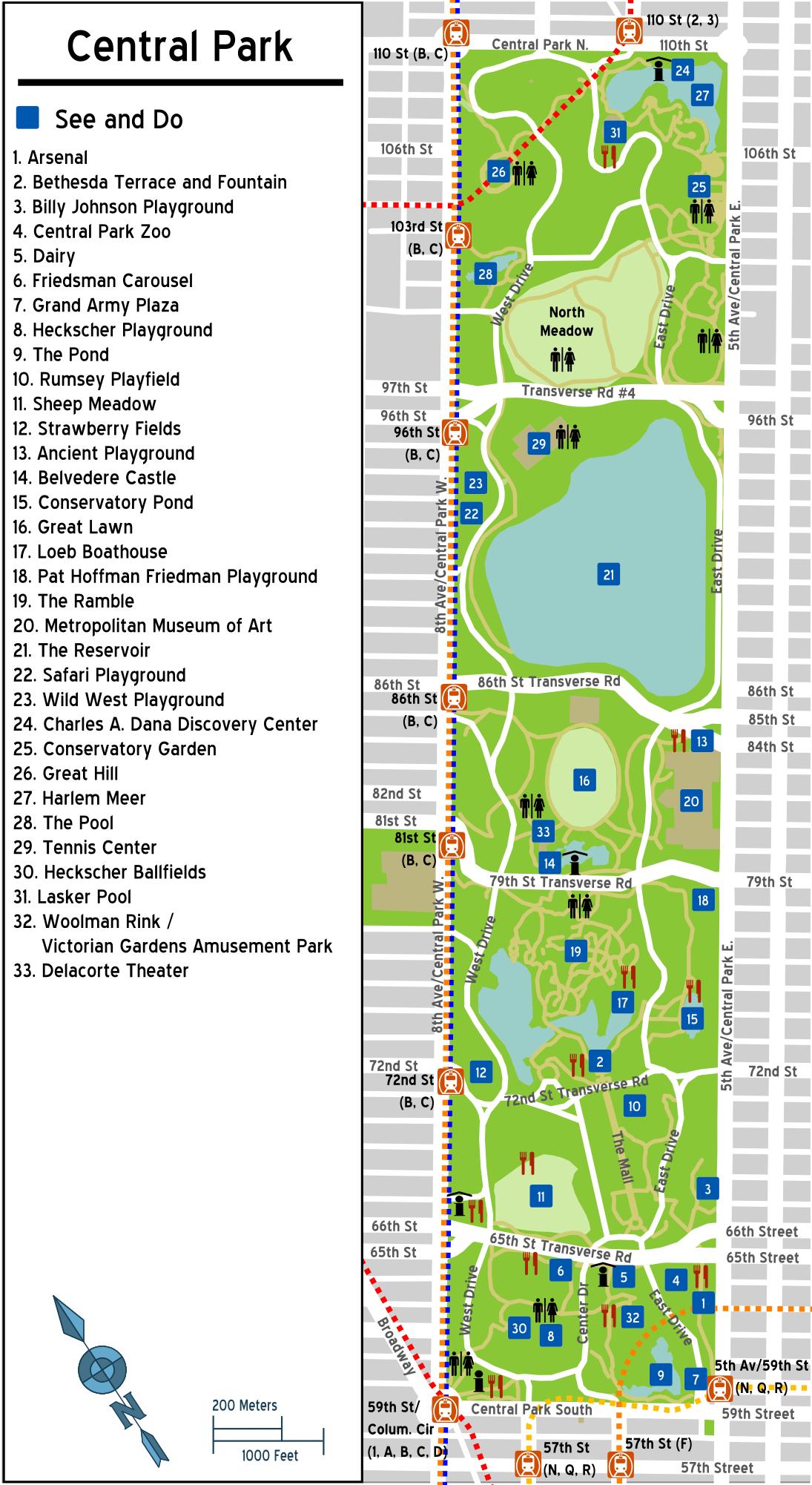 central park map - Recherche Google | BREAKAWAY | Pinterest ...